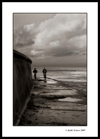 Bicycle Riders - Seaview Isle of Wight